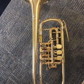 Yamaha Custom YTR946GS Trumpet
