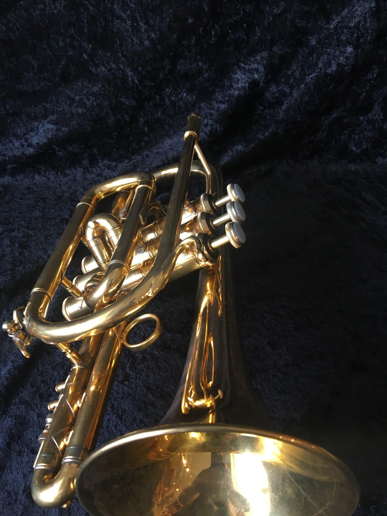 Bach Stradivarius 184 Cornet