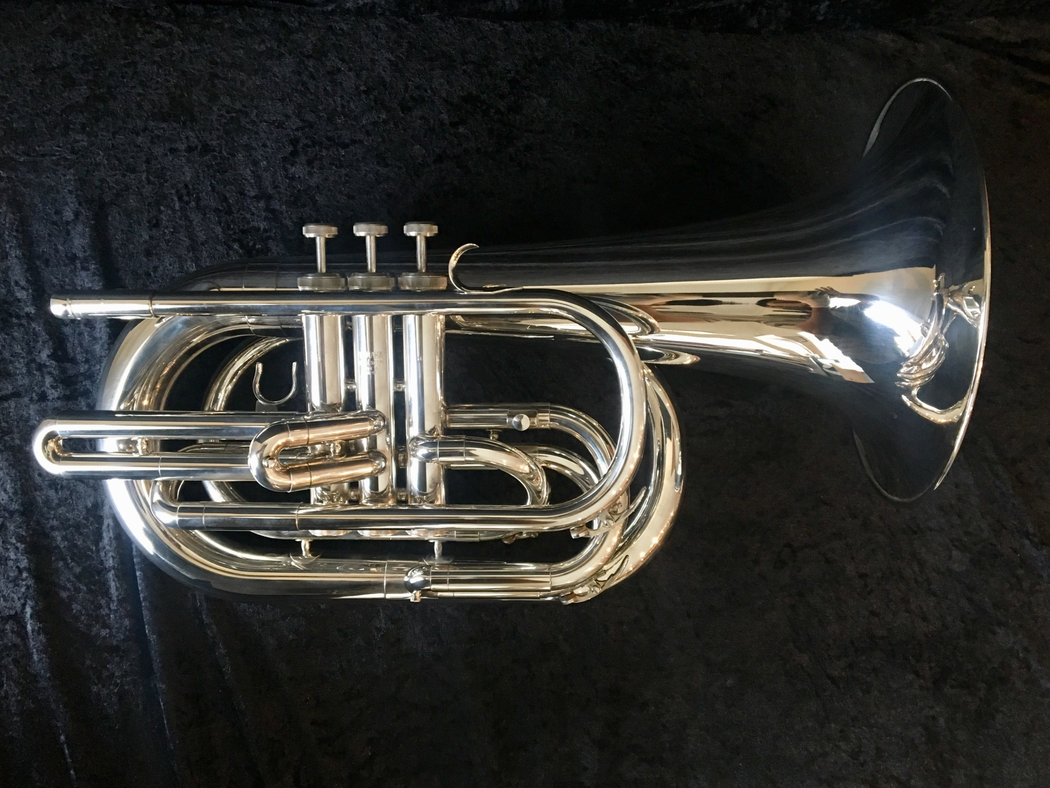 Yamaha YBH 301M Baritone