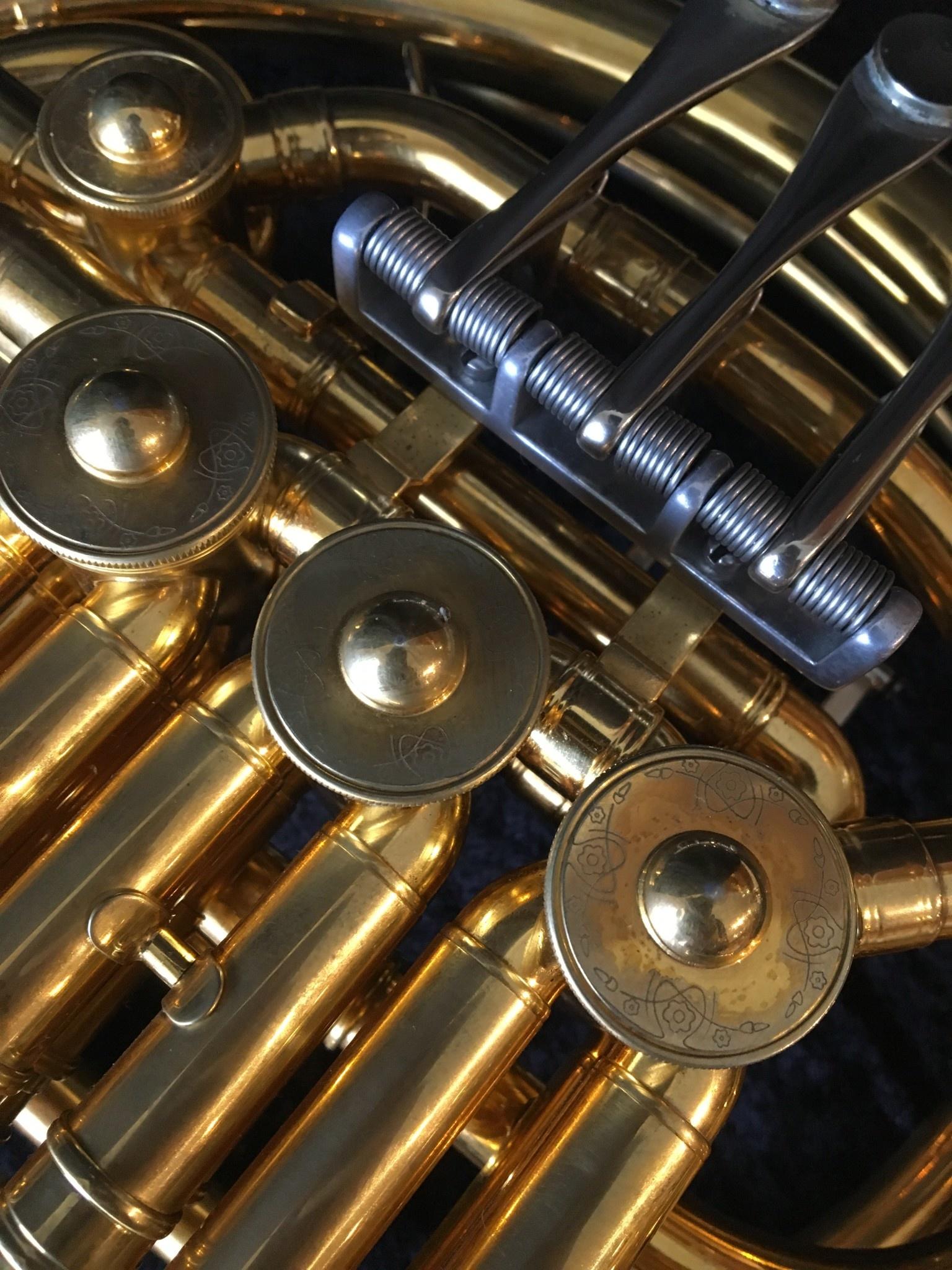 Conn Vintage 8D Double Horn