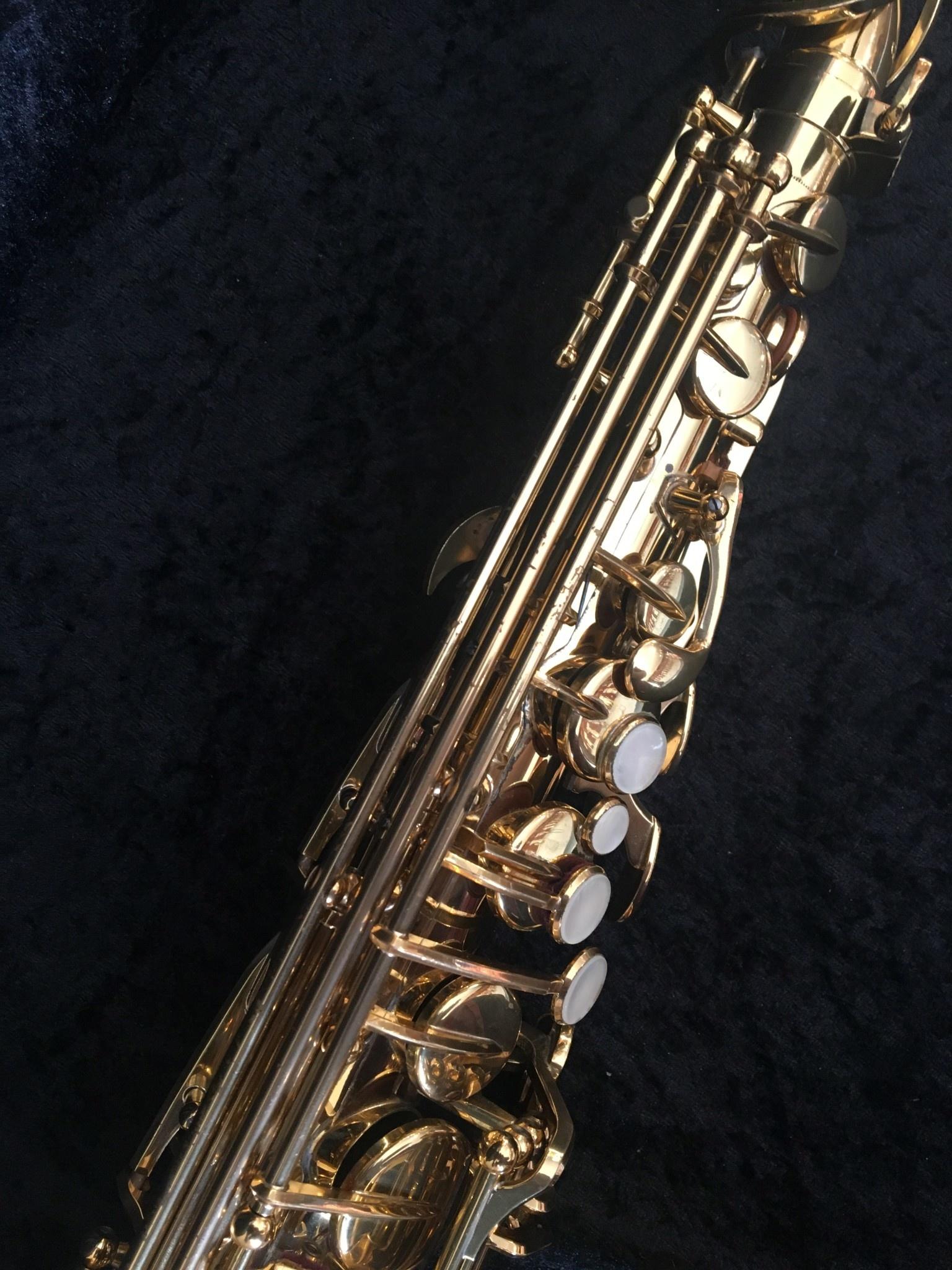Yamaha 62 Alto Saxophone