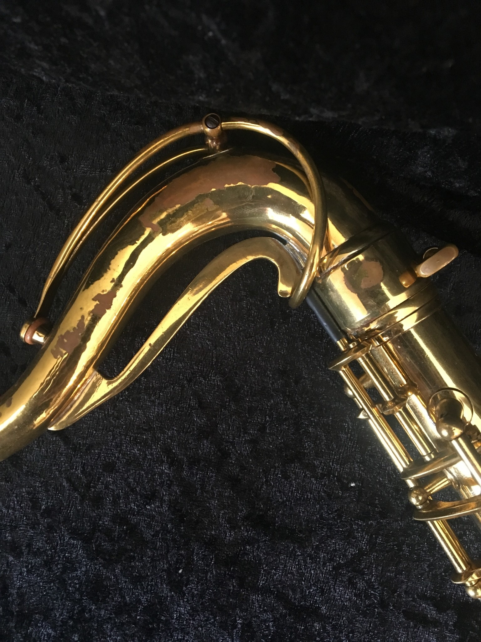 "Conn 10M ""Naked Lady"" Tenor Saxophone"