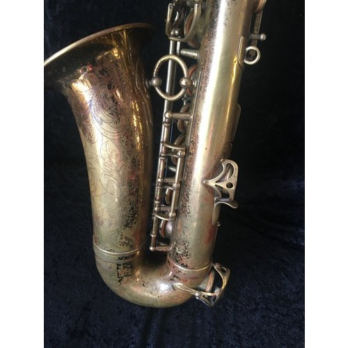Selmer Balanced Action Alto Sax