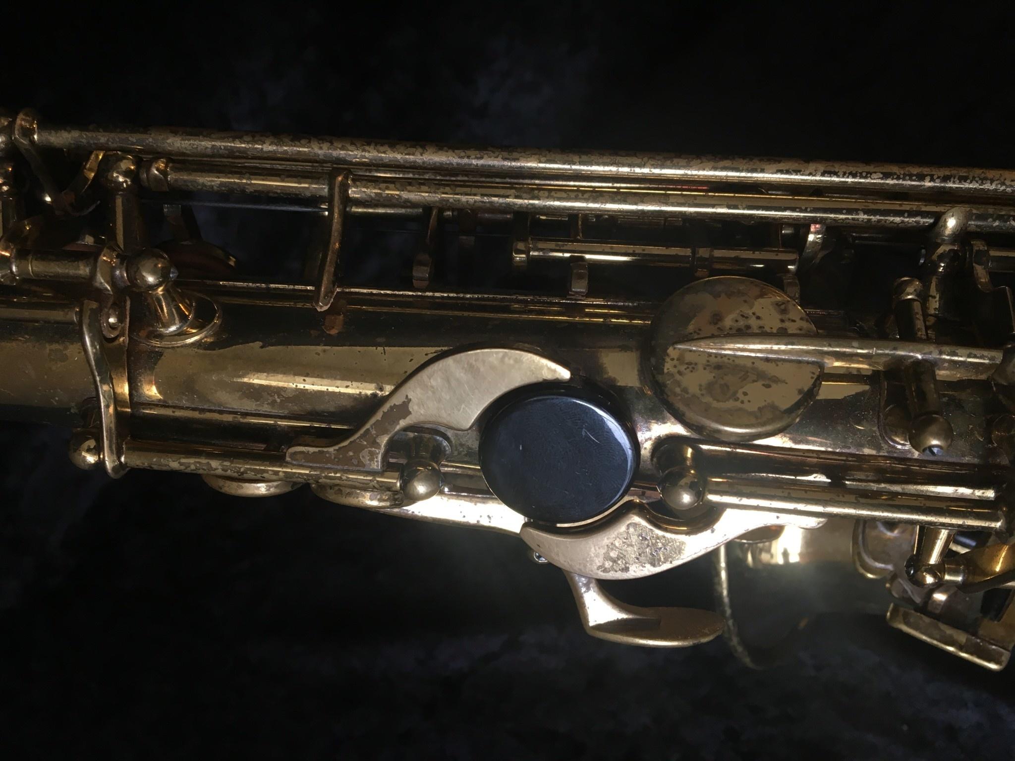 Selmer Mark VI w/ Low A