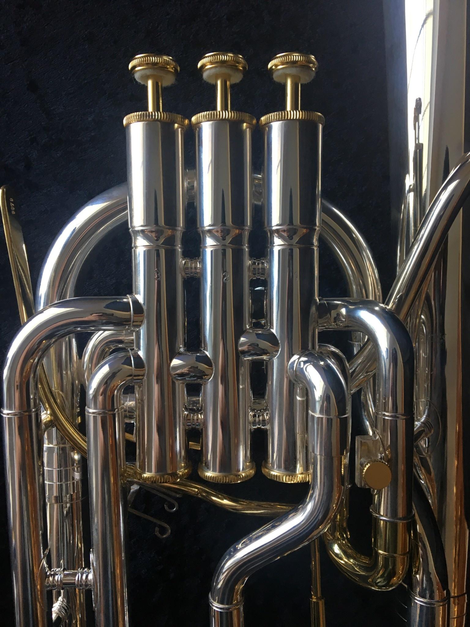 Prototype Eb Tenor Horn