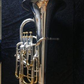 Prototype Non-Compensating Euphonium