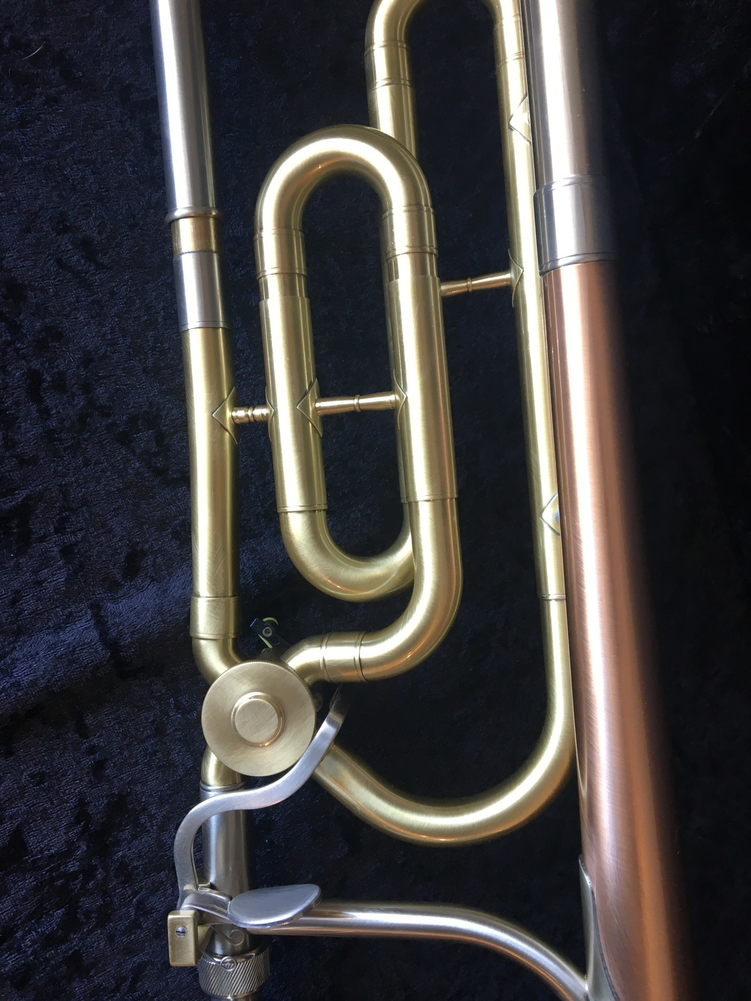 BAC Musical Instruments King 4B Modified Trombone