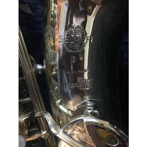 Selmer Series III Alto Saxophone