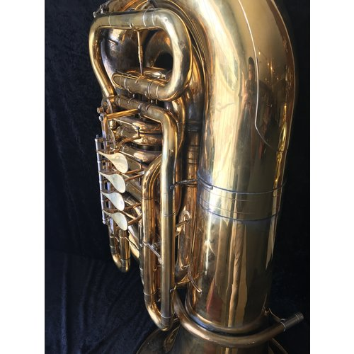 Yamaha Custom Tuba