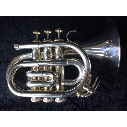 Bach PT711S Prelude Pocket Trumpet  - PRE-OWNED