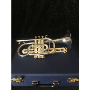 B&S B&S Challenger CX Bb Cornet-PREOWNED