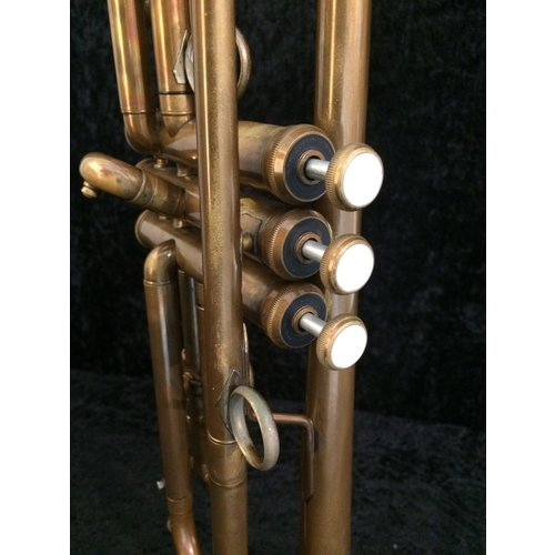 "BAC Musical Instruments BAC Musical Instruments ""Artist"" Series Hollywood Bb Trumpet - PRE-OWNED"