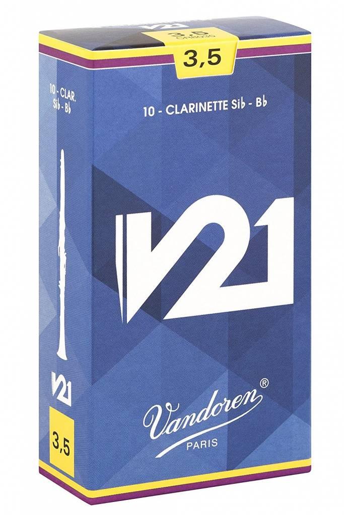 VANDOREN 56 RUE LEPIC Bb CLARINET REEDS 4.0-10//BOX