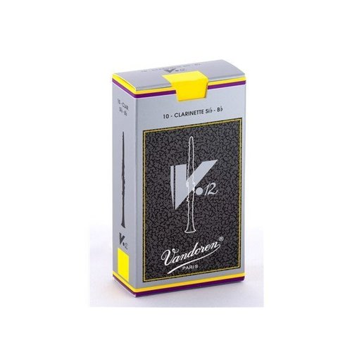 Vandoren V12 Bb Clarinet Reeds - Box of 10