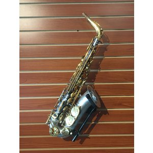 Cannonball Salt Lake City Stone Series Alto Saxophone PREOWNED