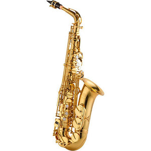 Jupiter Band Instruments Jupiter JAS-1100 Performance Level Eb Alto Saxophone