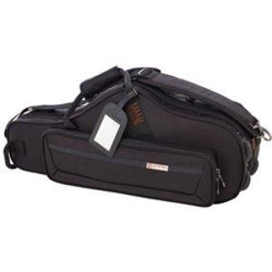 PROTEC Protec Alto Saxophone Contoured PRO PAC Case W/ Flute Pocket