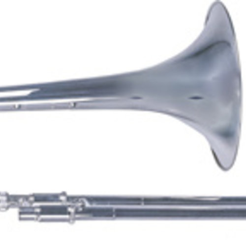 System Blue Professional Trombone
