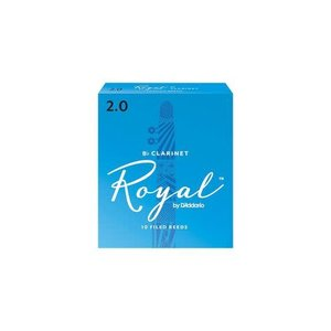 Rico Rico Royal Bb Clarinet- Box of 10