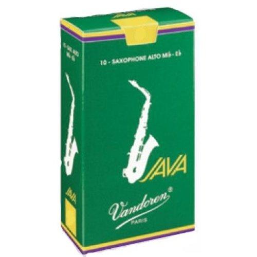 Vandoren Vandoren JAVA Alto Sax Reeds - Box of 10