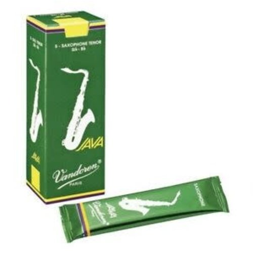 Vandoren Vandoren JAVA Tenor Sax Reeds - Box of 5