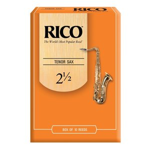 Rico RICO Tenor Sax Reeds - Box of 10
