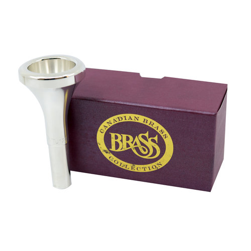 Canadian Brass Collection Trombone Mouthpieces in s
