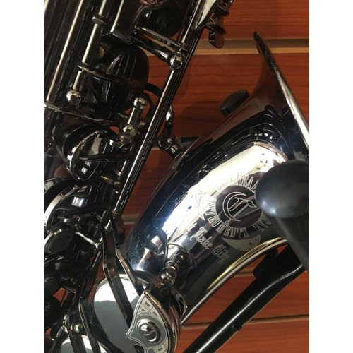 """Cannonball """"Big Bell Stone"""" Alto Saxophone PREOWNED"""