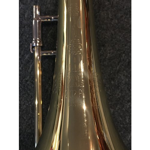 King 2B Plus Trombone PREOWNED