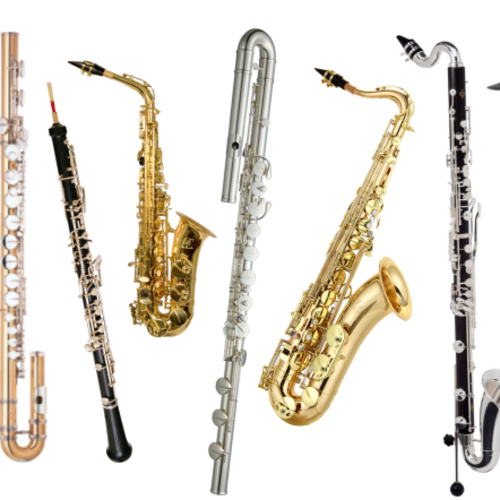 Pre-Owned Woodwinds