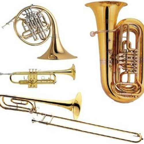 Pre-Owned Brass