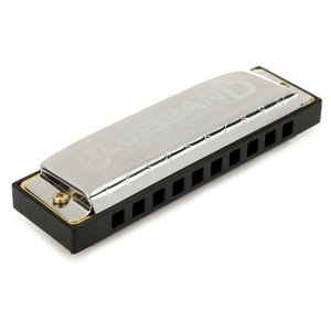 Blues Band Harmonica Key of C