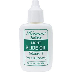 Hetman Hetman #4 Light Slide Oil Lubricant (Tuning Slide Oil) 30ml