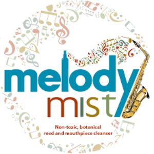 Melody Mist Strawberry 2 oz spray bottle