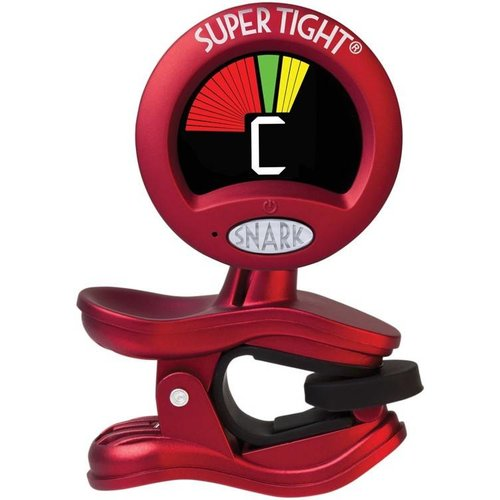 Snark Clip-on Tuner - Chromatic, Red