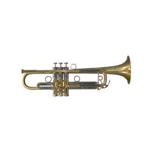 "BAC Musical Instruments ""Handcraft"" Series Paseo Z-72 ML Bb Trumpet"