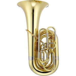 Jupiter Band Instruments Jupiter JTU-1110 Performance Level 4 Valve BBb Tuba