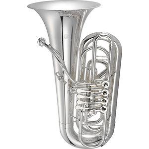 Jupiter Band Instruments Jupiter JTU-1140S Performance Level 4 Valve Rotary BBb Tuba