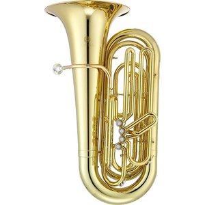 Jupiter Band Instruments Jupiter JTU-1010 4 Valve Intermediate BBb Tuba