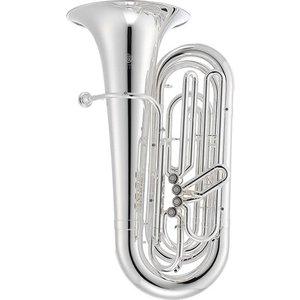 Jupiter Band Instruments Jupiter JTU-1010S 4 Valve Intermediate BBb Tuba