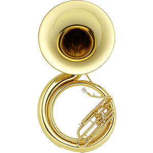 Jupiter Band Instruments JSP-1100 3 Valve BBb Sousaphone