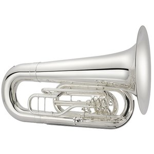 Jupiter Band Instruments JTU-1100MS BBb Marching Tuba