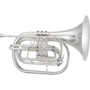 Jupiter Band Instruments JHR-1000MS Marching Bb French Horn