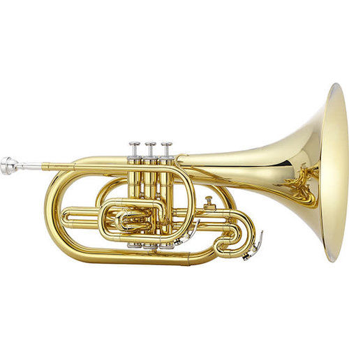 Jupiter Band Instruments JMP-1000M Marching F Mellophone