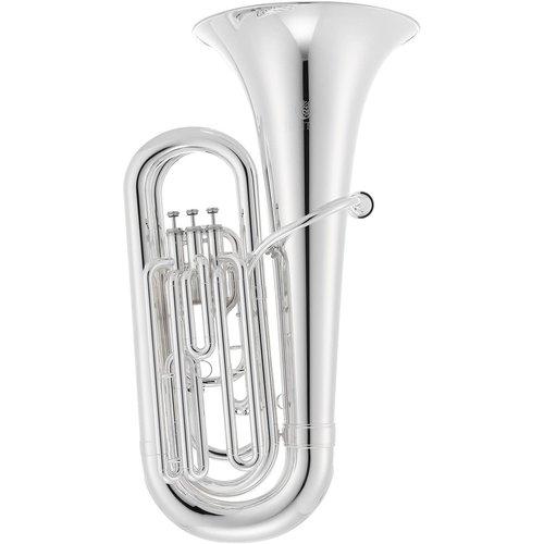 Jupiter Band Instruments JTU-1000MS 3/4 Size BBb Convertible Tuba