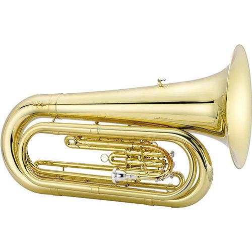 Jupiter Band Instruments JTU-1030M 7/8 Size BBb Convertible Tuba