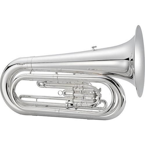 Jupiter Band Instruments JTU-1030MS 7/8 Size BBb Convertible Tuba
