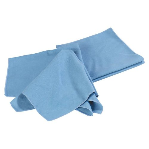 Micro Musical Corp Blue Polishing Cloth