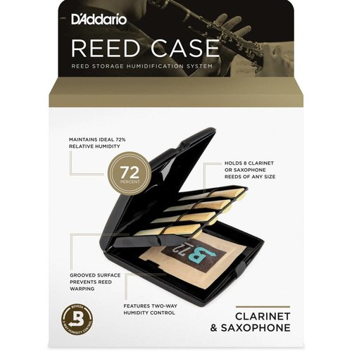 D'Addario D'Addario Reed Case