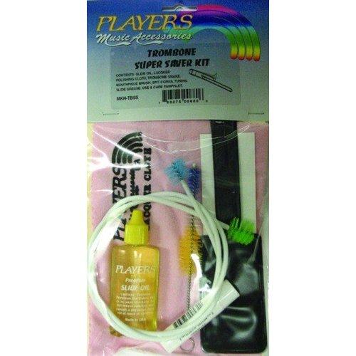 Players Music Assessories Trombone Super Saver Kit